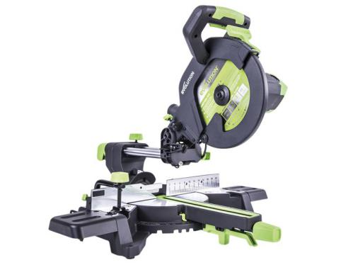 Evolution F255SMS TCT Multi-Material Sliding Mitre Saw 255mm 1600W 240V 052-0006
