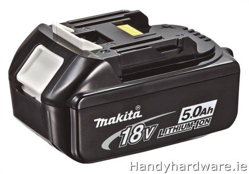 Makita BL1850 18 Volt 5.0Ah Li-Ion Battery