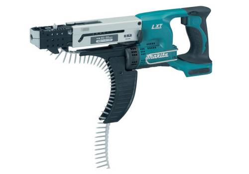 Makita DFR550Z LXT Auto-Feed Screwdriver 18 Volt Bare Unit DFR550Z