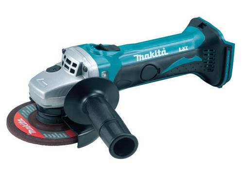 Makita DGA452Z 115mm Angle Grinder LXT 18 Volt Bare Unit