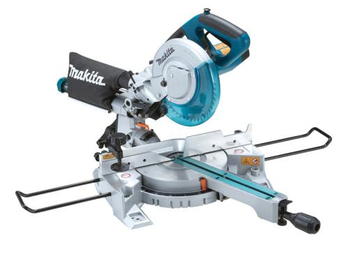 Makita LS0815FL 216mm Sliding Compound Mitre Saw 1400 Watt 240 Volt LS0815FL/2