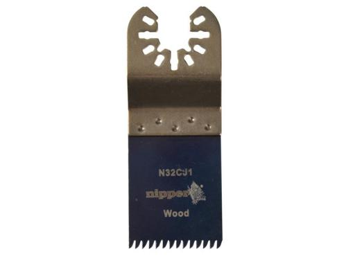 Nipper N32CJ1 32mm Precision Japanese Tooth Precision Multitool Blade