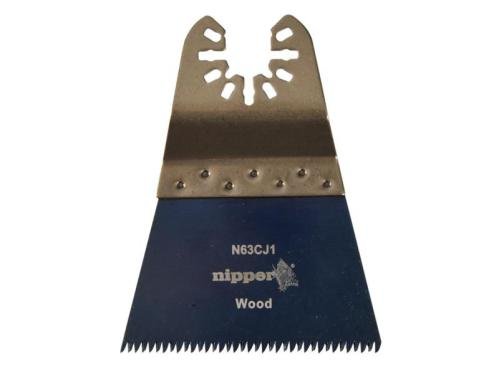 Nipper N63CJ1 63mm Precision Japanese Tooth Precision Multitool Blade
