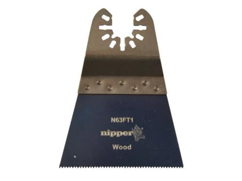 Nipper N63FT1 Multitool Blade 63mm Fine Tooth