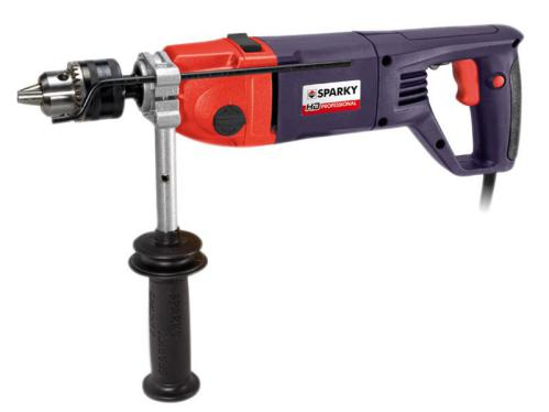 Sparky BUR2 355CE Impact Core Drill 2 Speed 1260W 16mm 230 Volt