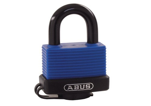 ABUS Mechanical 70IB/35 35mm Brass Marine Padlock Stainless Shackle 4773