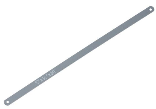 BlueSpot Tools Hacksaw Blades Flexible 12in 10Pce