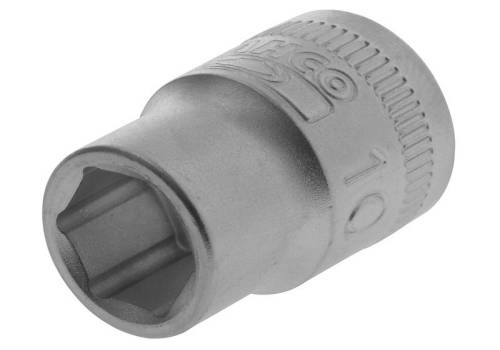 Bahco Socket 10mm 1/4in Square Drive SBS60-10
