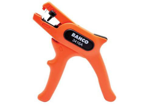 Bahco Automatic Wire Stripping Pliers (0.2-6mm) 3416 A