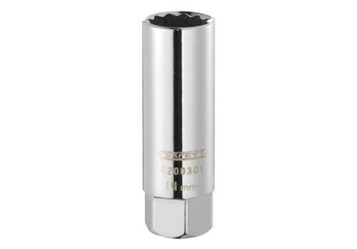 Teng M120042 Spark Plug Socket 18mm 1//2in Drive
