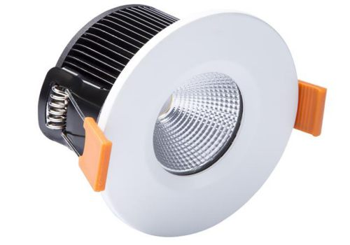 Byron LED Fire Rated Downlight 4.7W White 240V 20.002.30