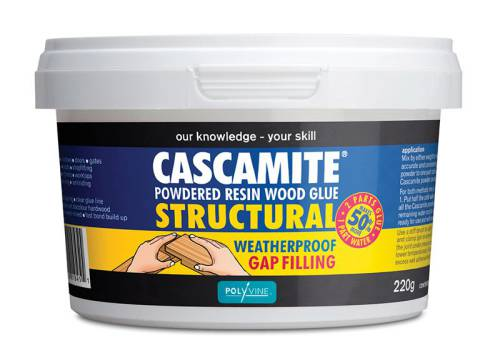 Cascamite Polymite Adhesive 220g Tub