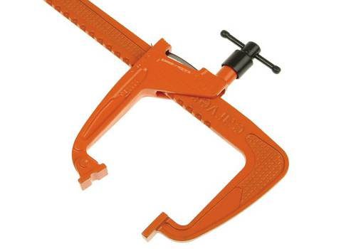Carver T321-250 Standard Long Reach Rack Clamp 250mm