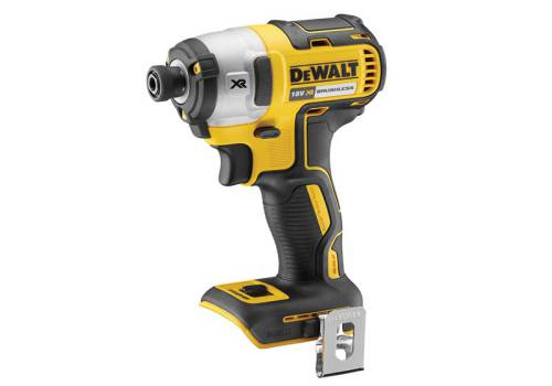 DEWALT DCF887N XR Brushless 3 Speed Impact Driver Bare Unit 18 Volt DCF887N-XJ