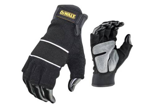 DEWALT Fingerless Performance Gloves - LargeDPG213L EU