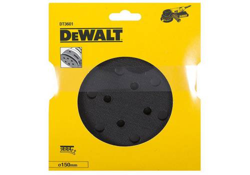DeWalt DT3601QZ Backing Pad 150mm For Dw443 Sander