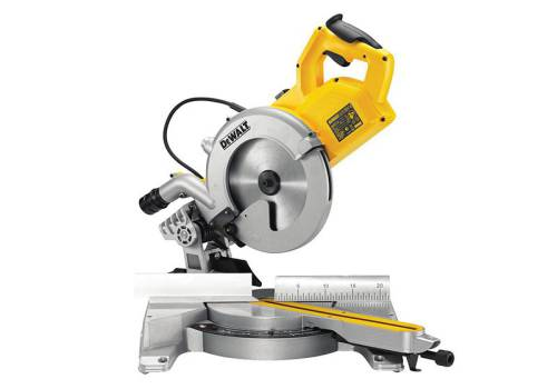 DeWalt DWS778 Mitre Saw 250mm 240 Volt