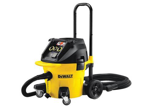 DeWalt DWV902M Next Generation Dust Extractor M-Class 230 Volt