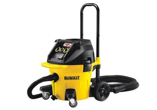 DeWalt DWV902M Next Generation Dust Extractor M-Class 110 Volt