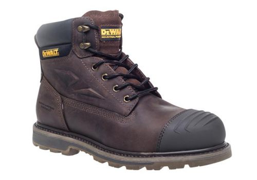 DEWALT Houston S3 Brown Safety Boots UK 6 Euro 39/40HOUSTON BROWN 6