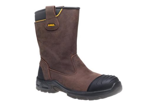 DEWALT Millington S3 Waterproof Rigger Boots UK 10 Euro 44MILLINGTON 10