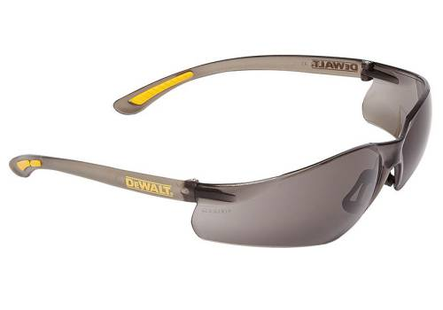 DeWalt Contractor Pro Smoke Safety Glasses