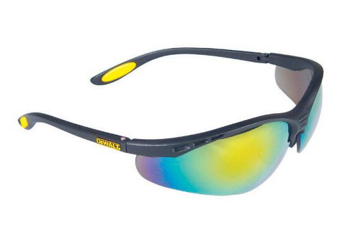 DeWalt Reinforcer Fire Mirror Glasses