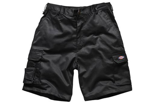 Dickies Redhawk Cargo Shorts Black 42in Waist