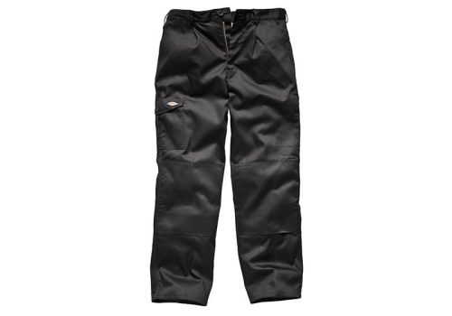 Dickies Redhawk Cargo Trouser Black 32 Waist Regular