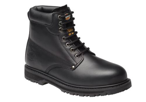 Cleveland Black Safety Boot Size 10