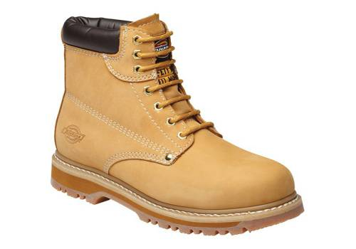 Cleveland Honey Safety Boot Size 10