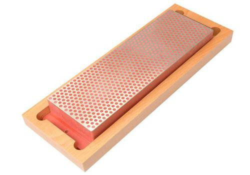 DMT Diamond 8in Whetstone in Wooden Box 600 Grit - Fine