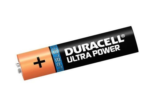Duracell AAA Cell Ultra Batteries pack of 4 RO3A/LR03