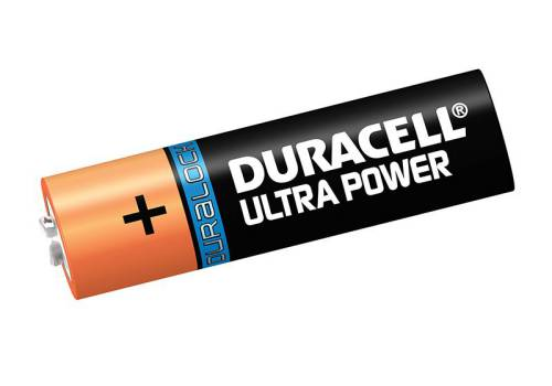 Duracell AA Cell Ultra Batteries pack of 4 LR6/HP7