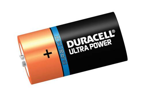 Duracell C Cell Ultra Batteries pack of 2
