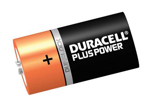 Duracell C Cell Alkaline Batteries pack of 6 R14B/LR14