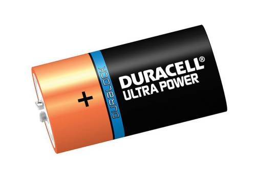 Duracell D Cell Ultra Batteries pack of 2