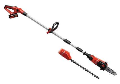 Einhell GC-LC 1815 T Power-X-Change Cordless Pole Pruner 18 Volt 1 x 3.0Ah Li-Ion