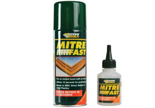 Everbuild Industrial Mitre Fast Bonding Kit MITRE1IND
