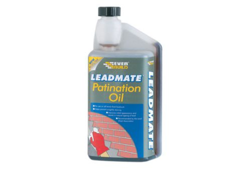 Everbuild Lead Mate Patination Oil 1 Litre PATOIL1