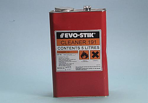 Evo-Stik 191 Adhesive Cleaner 5 Litre 94604