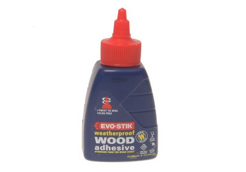 Evo-Stik Wood Adhesive Weatherproof - 125ml 716063