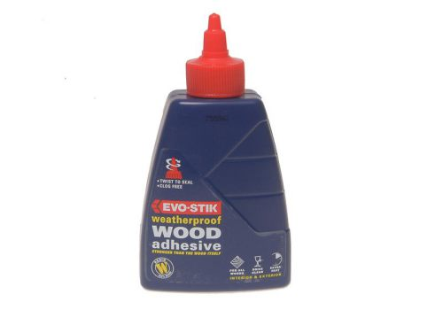 Evo-Stik Wood Adhesive Weatherproof - 250ml 717015
