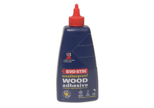 Evo-Stik Wood Adhesive Weatherproof - 500ml 717411