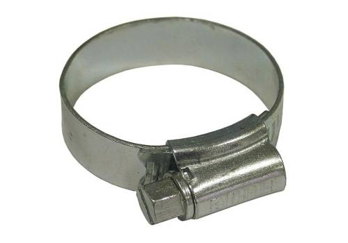 Jubilee Zinc Plated WingSpade Garden Hose Clips Domestic Clamps Rubber Pipes