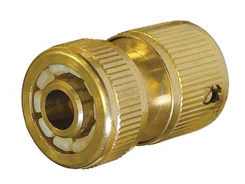 Faithfull Brass Female Hose Connector 1/2in