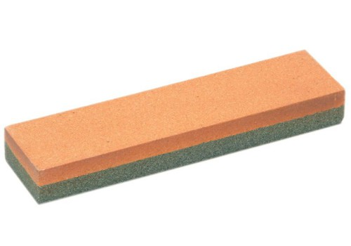 Faithfull Combination Oilstone Aluminium Oxide 100 x 25 x 12.5mm