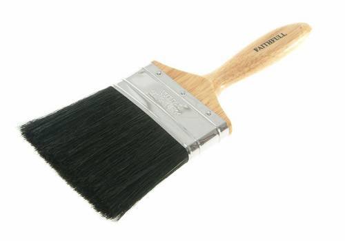 Faithfull Contract 200 Paint Brush 100mm (4in)