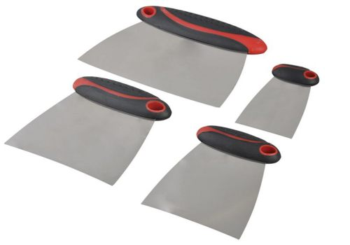 Faithfull Filler & Spreader Set of 4