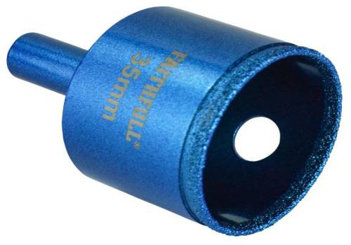 Faithfull Diamond Ceramic Mini Holesaw 35mm